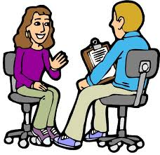 Interview Clip Art
